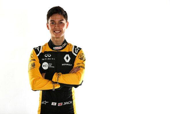 Jack Aitken war seit 2016 Teil der Renault-Familie - Foto: Renault