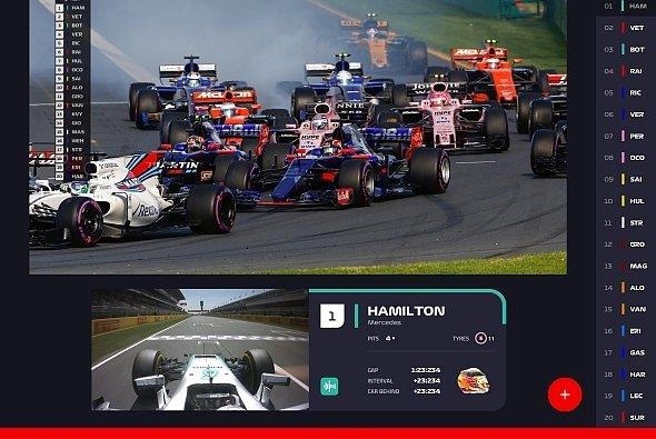 Eine angebliche Buchungsseite für F1 TV Pro erwies sich als Fehlmeldung - Foto: Formula 1