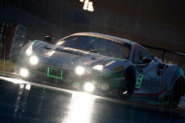 Die Blancpain GT Series bekommt bald ein eigenes PC-Spiel - Foto: Blancpain