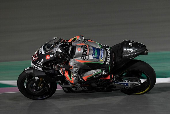 Scott Redding komplettierte die Top-15 - Foto: Aprilia