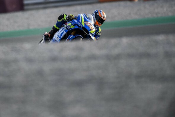 Alex Rins fuhr in die Top-5 - Foto: Suzuki