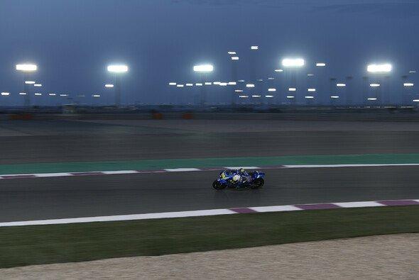 Andrea Iannone fuhr in Katar zur Bestzeit - Foto: Suzuki