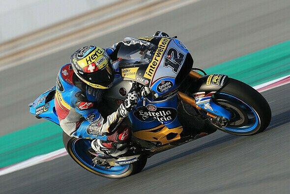 Tom Lüthi fährt 2018 endlich in der MotoGP - Foto: Marc VDS