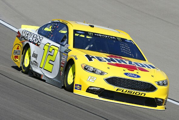 Ryan Blaney im Penske-Ford - Foto: LAT Images
