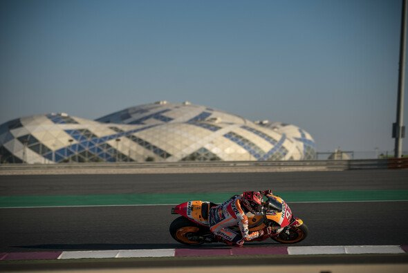 Hier gibt es alles Wichtige zum Katar-GP zusammengefasst - Foto: HRC