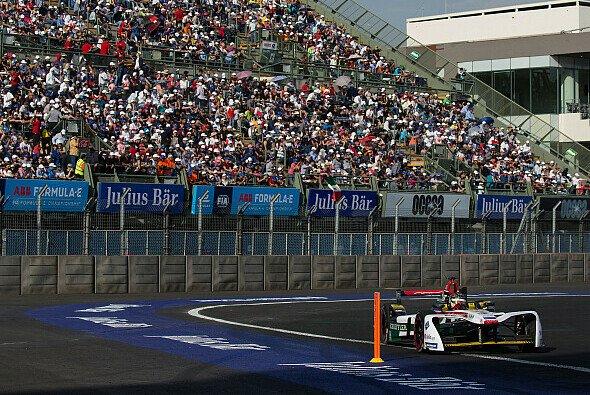 Daniel Abt konnte beim letzten Mexiko ePrix seinen ersten Formel-E-Sieg einfahren. - Foto: Audi Sport
