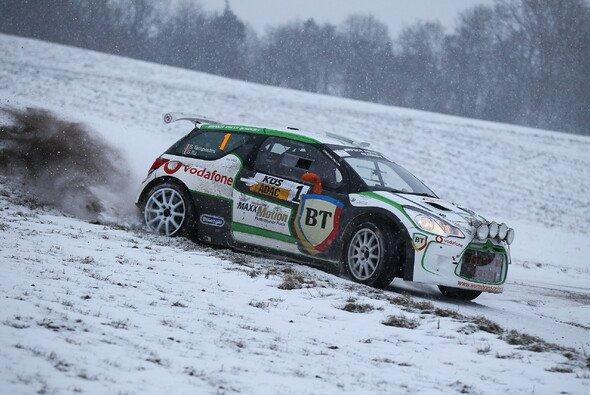 Simone Tempestini im DS3 R5 gewinnt bei Gaststart in der DRM - Foto: ADAC Motorsport
