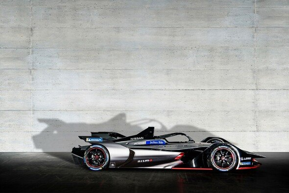 Das ist der Bolide des Formel-E-Neueinsteigers Nissan - Foto: Nissan