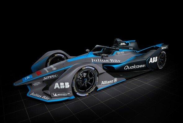 Das GEN2-Auto ist die erste große Revolution in der Formel E - Foto: ABB Formula E