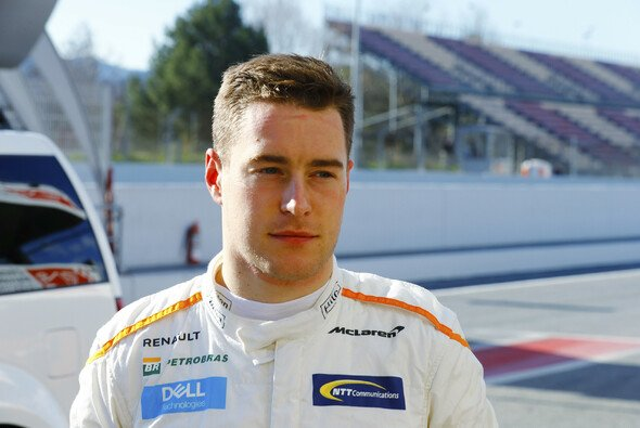 Stoffel Vandoorne wurde in seiner zweiten Formel-1-Saison von Fernando Alonso in die Formel E geschickt - Foto: LAT Images