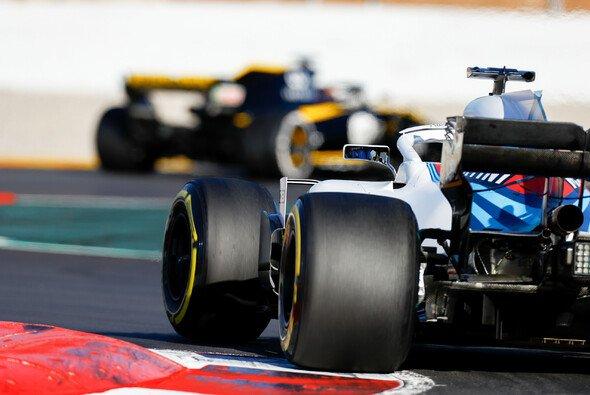 Williams ist vor dem Saisonauftakt 2018 in Australien in Sorge, dass ihnen Renault und Co. enteilen - Foto: LAT Images