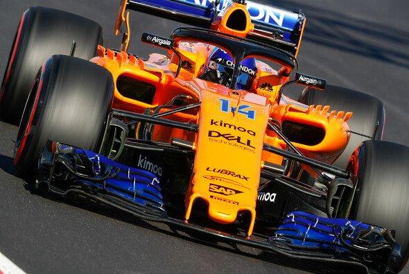 Fernando Alonso hat Großes vor in der Formel-1-Saison 2018 mit McLaren-Renault - Foto: LAT Images