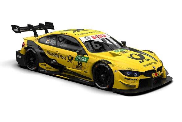 BMW startet farbenfroh in die DTM-Saison 2018 - Foto: BMW
