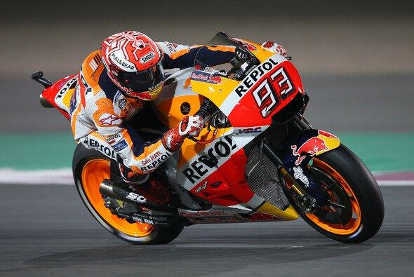 Marc Marquez wurde Zweiter in Katar - Foto: Repsol
