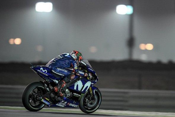 Maverick Vinales blickt optimistischer als zuletzt in die Zukunft - Foto: Yamaha