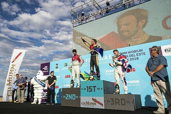 Jean-Eric Vergne gewinnt in Punta del Este sein 2. Saisonrennen - Foto: LAT Images