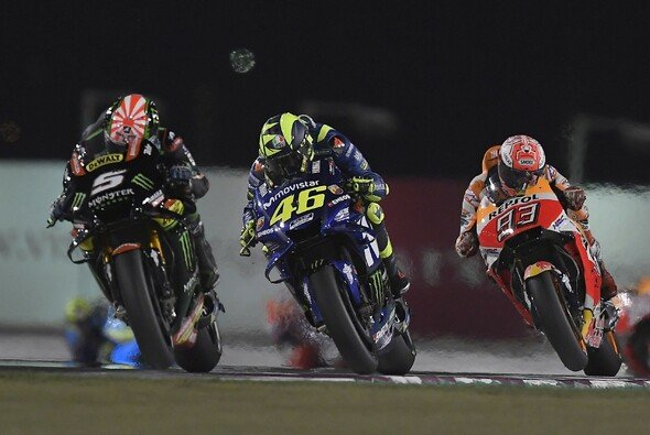 Die MotoGP feiert in Katar den Saisonstart 2019 - Foto: Yamaha