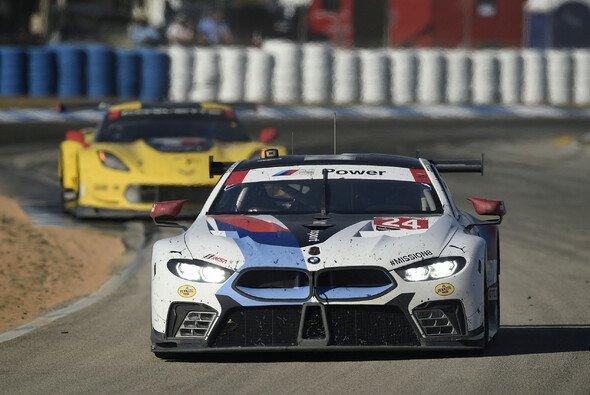 BMW erzielt den ersten Sieg mit dem neuen BMW M8 GTE - Foto: BMW