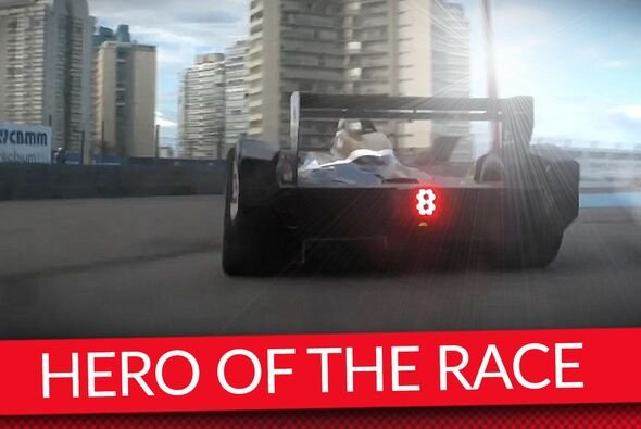 Unser Held des Rennens: Lucas di Grassi und seine Onboard-Kamera - Foto: Motorsport-Magazin.com/Collage