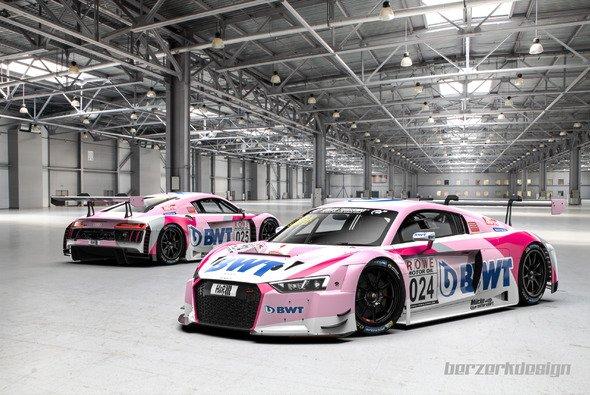 Mücke Motorsport setzt zwei Audi bei den 24h Nürburgring 2018 ein - Foto: BWT Mücke Motorsport
