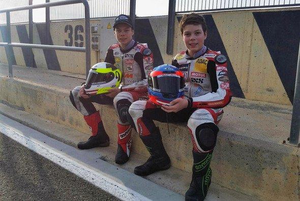 Die Brüder Kofler aus Österreich fahren 2018 beide in Spanien - Foto: Motorsport Kofler
