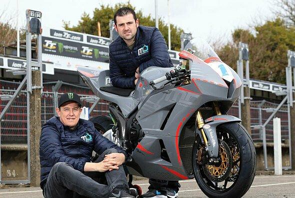 John McGuinness und Michael Dunlop bündeln die Kräfte - Foto: Isle of Man TT