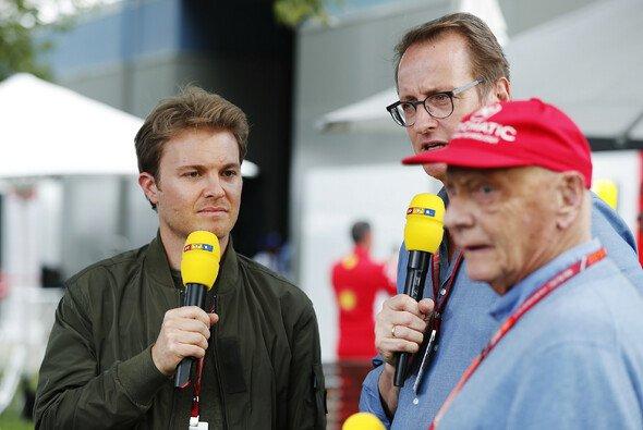 Nico Rosberg ist mit Max Verstappens Leistungen in der Formel-1-Saison 2018 bisher nicht einverstanden - Foto: LAT Images