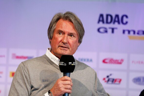 ADAC Sportpräsident Hermann Tomczyk - Foto: ADAC Formel 4