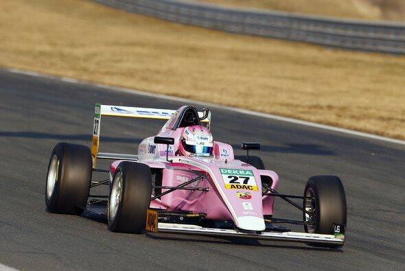 Rookie David Schumacher deutete sein Potenzial an - Foto: ADAC Formel 4