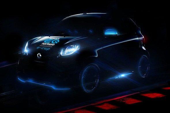 Sogar einen elektrischen Smart-Cup gibt es inzwischen - Foto: Daimler AG