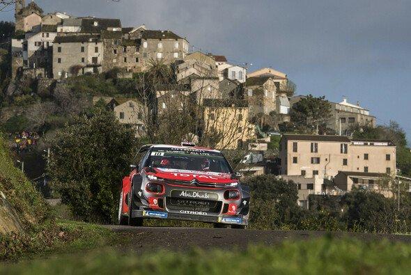 Kris Meeke fuhr beim Auftakt die schnellste Zeit - Foto: WRC
