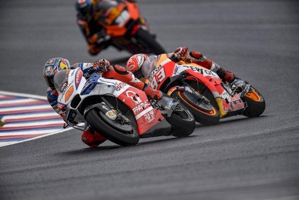 Jack Miller holte seine erste MotoGP-Pole-Position - Foto: Pramac Racing
