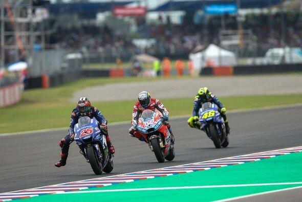 Der Argentinien GP ist das einzige MotoGP-Rennen in Südamerika - Foto: Yamaha
