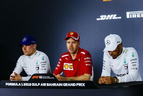 Sebastian Vettel hielt in Bahrain ein flammendes Plädoyer - Foto: Ferrari
