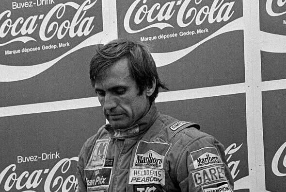 Carlos Reutemann 1981 - Foto: LAT Images