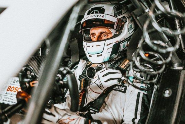 Daniel Juncadella fuhr 121 Testrunden in Hockenheim - Foto: Daimler AG