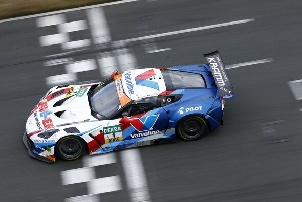 Titelverteidiger Callaway Competition ist das Team mit den meisten ADAC GT Masters-Siegen - Foto: ADAC GT Masters