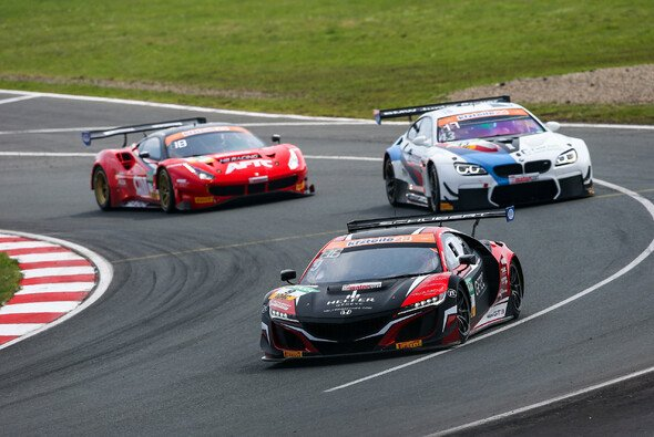 Das Honda Team Schubert Motorsport setzt erstmals den Honda NSX GT3 ein - Foto: ADAC GT Masters