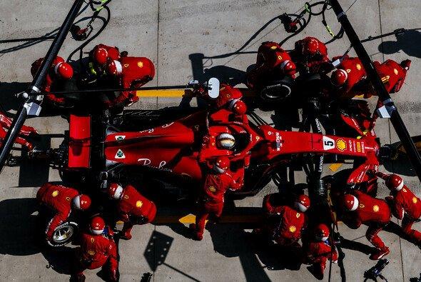Egal welche Reifen aufs Auto geschraubt werden: Es handelt sich 2019 um Soft, Medium oder Hard - Foto: Ferrari