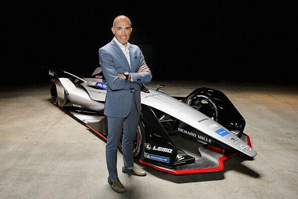 Michael Carcamo verantwortet das Nissan-Projekt in der Formel E - Foto: Nissan