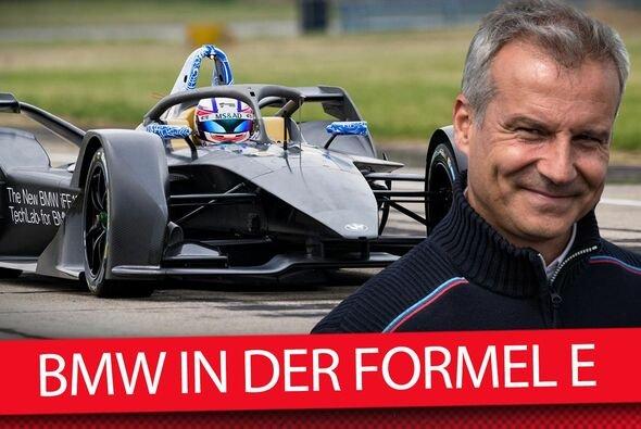 BMW steigt Ende 2018 als Hersteller in die Formel E ein - Foto: Motorsport-Magazin.com