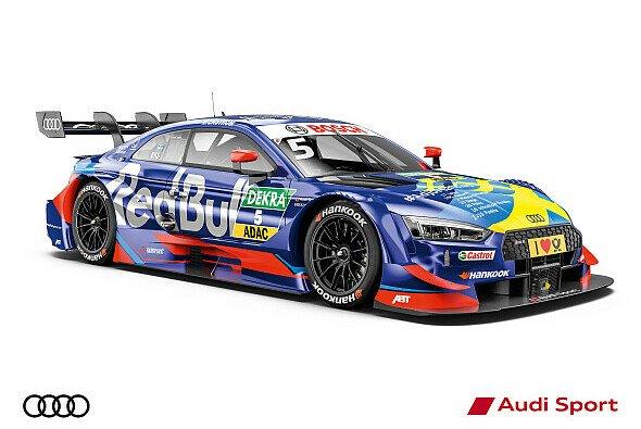 So sieht Ekströms Abschieds-Audi aus - Foto: Audi
