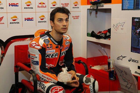 Dani Pedrosa fand in Jerez klare Worte - Foto: Repsol Honda