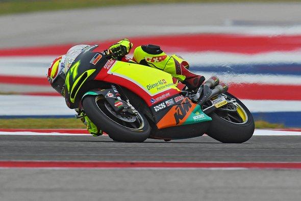 Dominique Aegerter wird nicht am Spanien-GP teilnehmen - Foto: Kiefer Racing