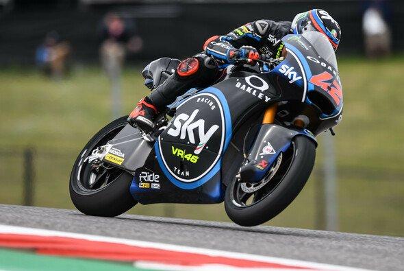 Bagnaia dominiert die Moto2 - keine Chance für die Konkurrenz in Le Mans - Foto: Sky Racing Team VR46