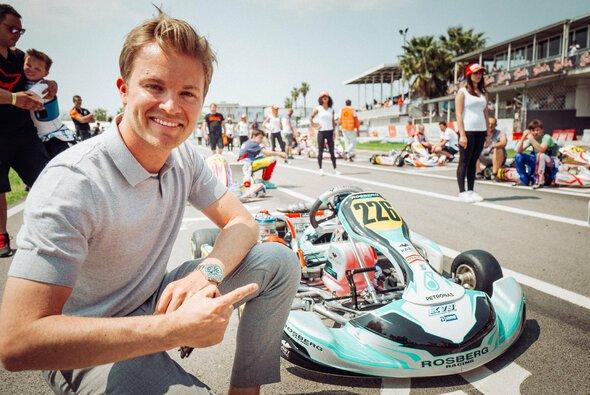 Nico Rosberg bringt mit der Rosberg Drivers Academy sein eigenes Kart-Team an den Start - Foto: Nico Rosberg