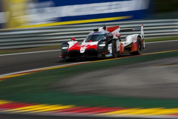 Spa-Pole weg, dem Toyota #7 wurden alle Quali-Zeiten gestrichen - Foto: FIA WEC
