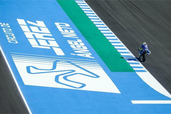 Andrea Iannone findet in Jerez zurück zur alter Form - Foto: Suzuki