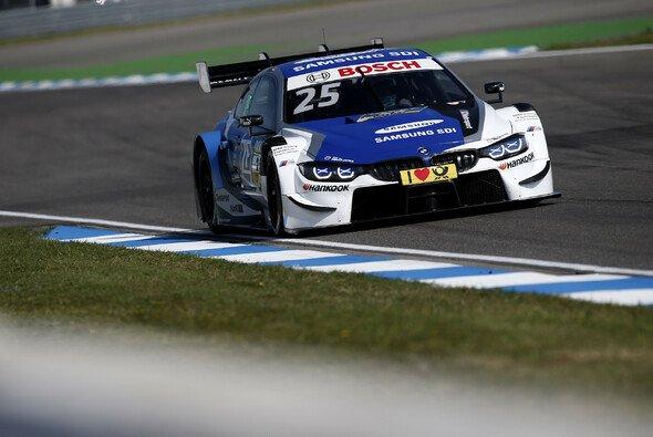 Philipp Eng sicherte sich seine erste Pole Position - Foto: BMW AG