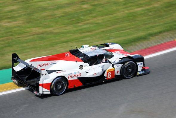 Toyota holt den ersten WEC-Sieg der Saison in Spa - Foto: Speedpictures